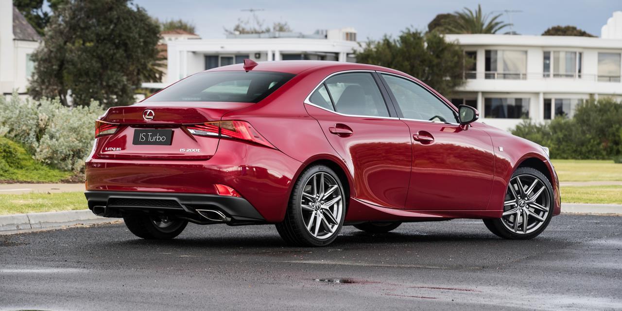 Lexus IS photo 171675