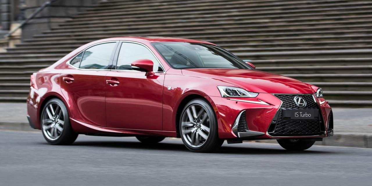Lexus IS photo 171676