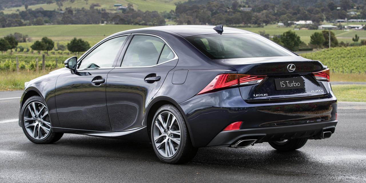Lexus IS photo 171679