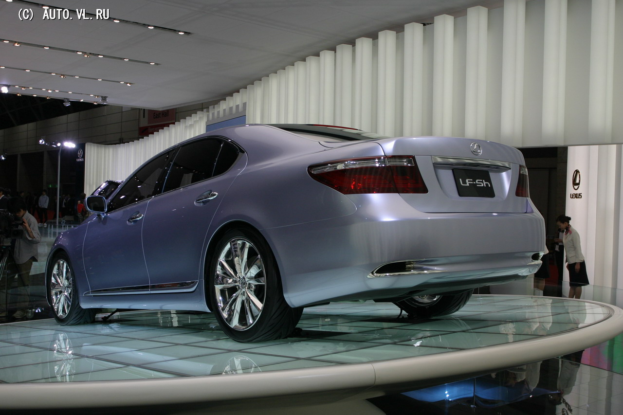Lexus LF-Sh photo 30075