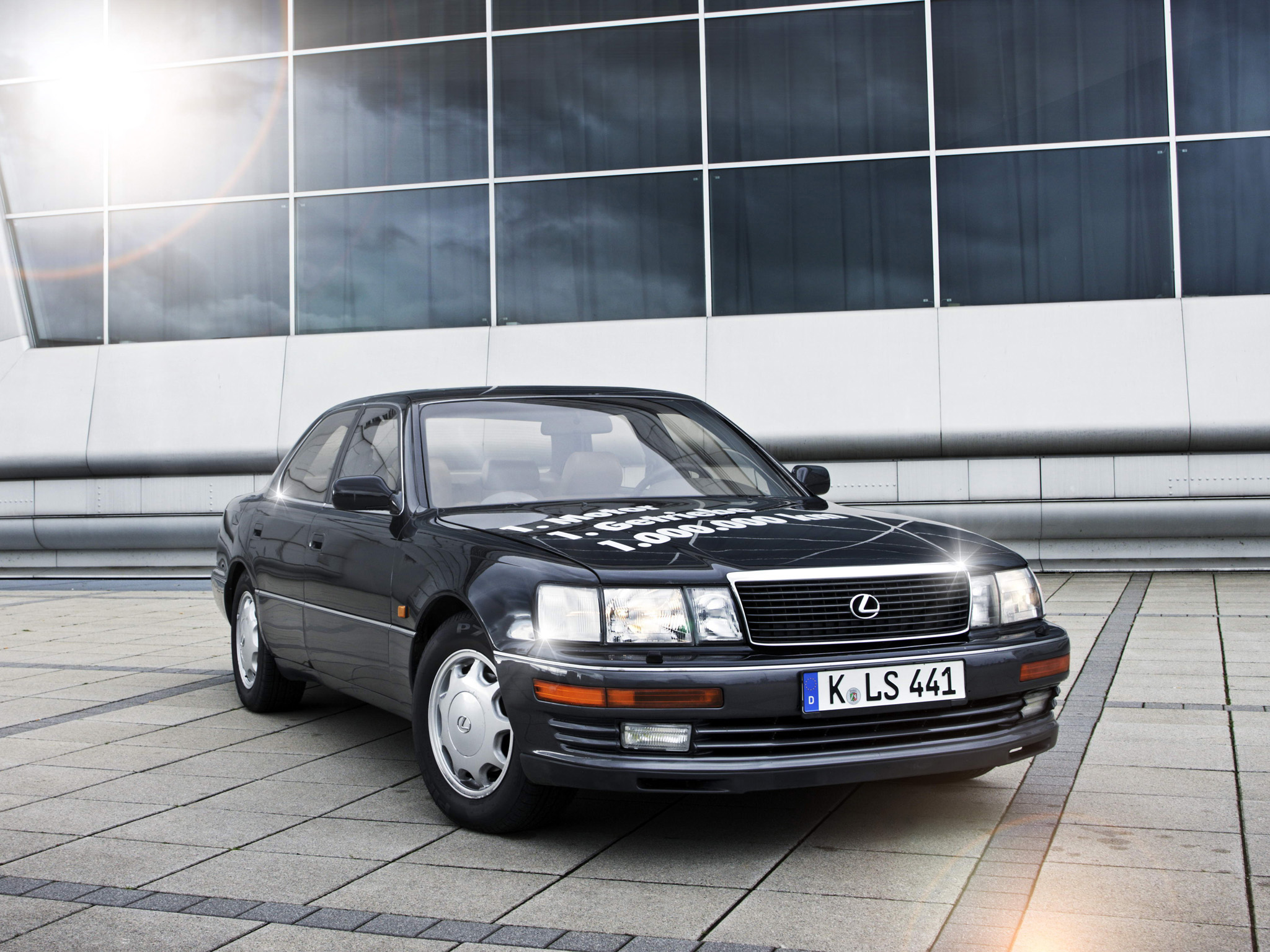 Photo of Lexus LS 400 #81765. Image size: 2048 x 1536. Upload date ...