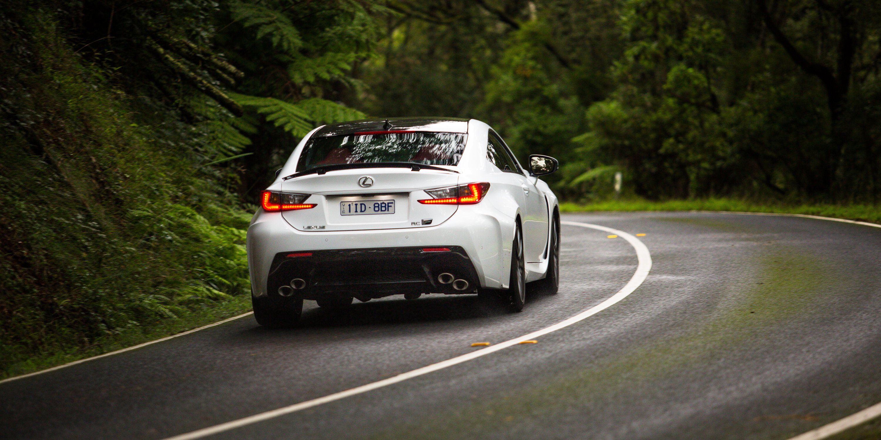 Lexus RC F photo 180097