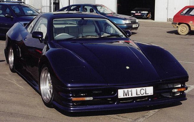 Lister Storm GT picture # 32751 | Lister photo gallery | CarsBase.com