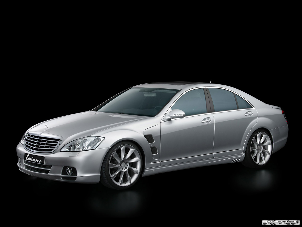 Lorinser Mercedes S photos - PhotoGallery with 9 pics| CarsBase.com