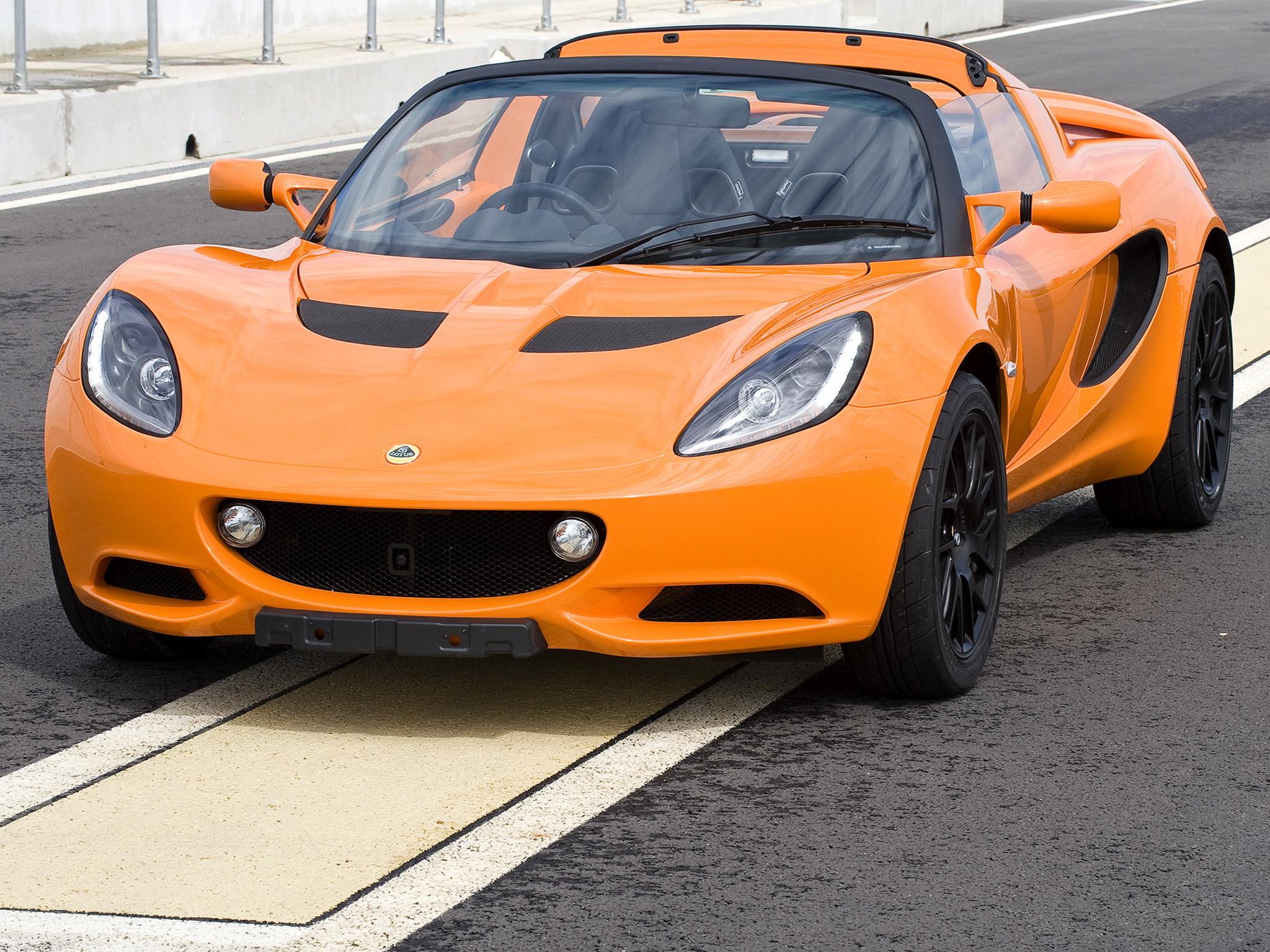 Lotus Elise S photos - PhotoGallery with 18 pics| CarsBase.com