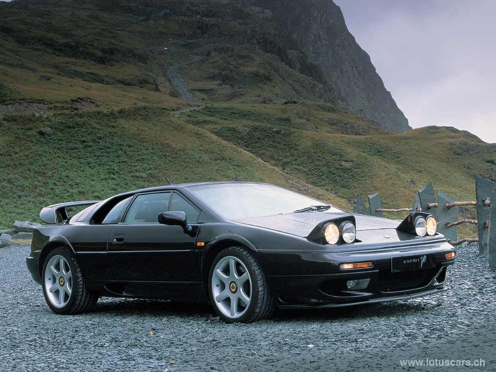 Lotus Esprit Photos Photo Gallery Page 2 Carsbase Com