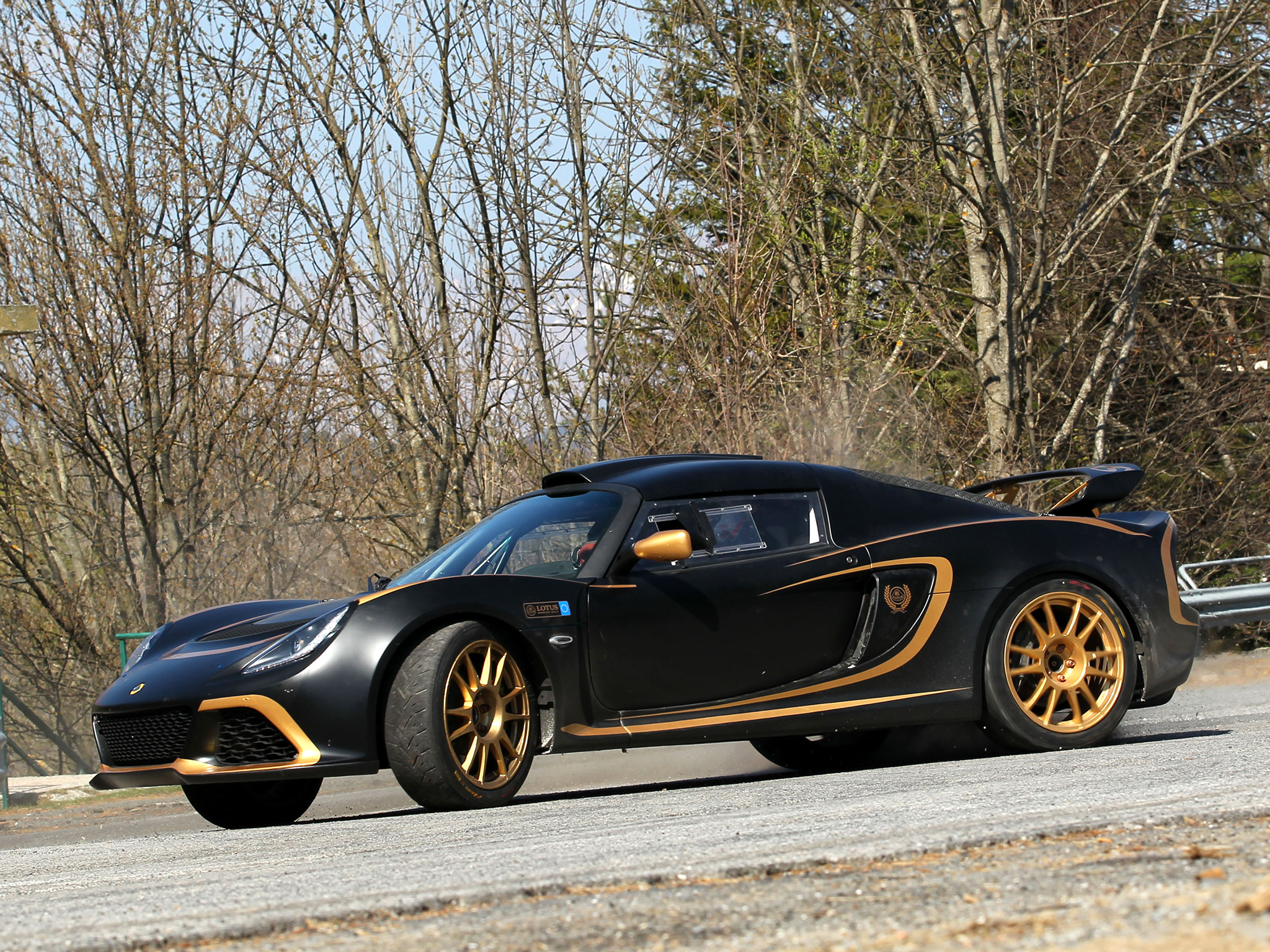 Lotus Exige R Gt Picture 90613 Lotus Photo Gallery Carsbase Com