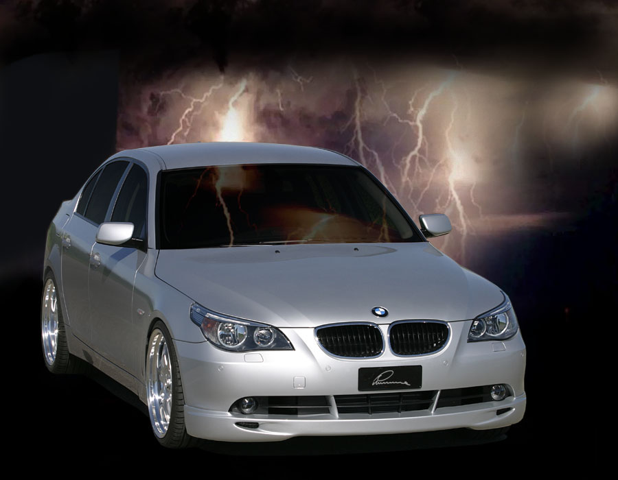 Lumma BMW E60 CLR-S photo 29074