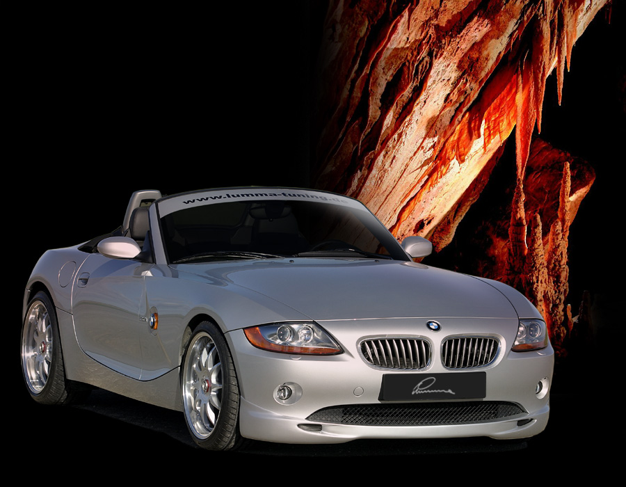 Lumma Bmw Z4 Clr S Photos Photogallery With 1 Pics