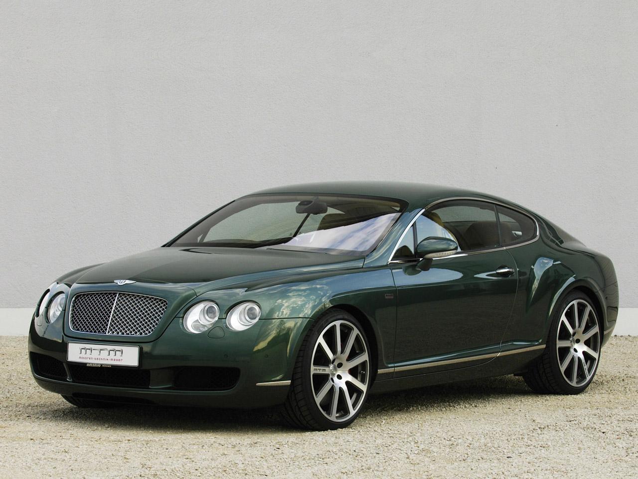 MTM Bentley Continental GT photo 36943
