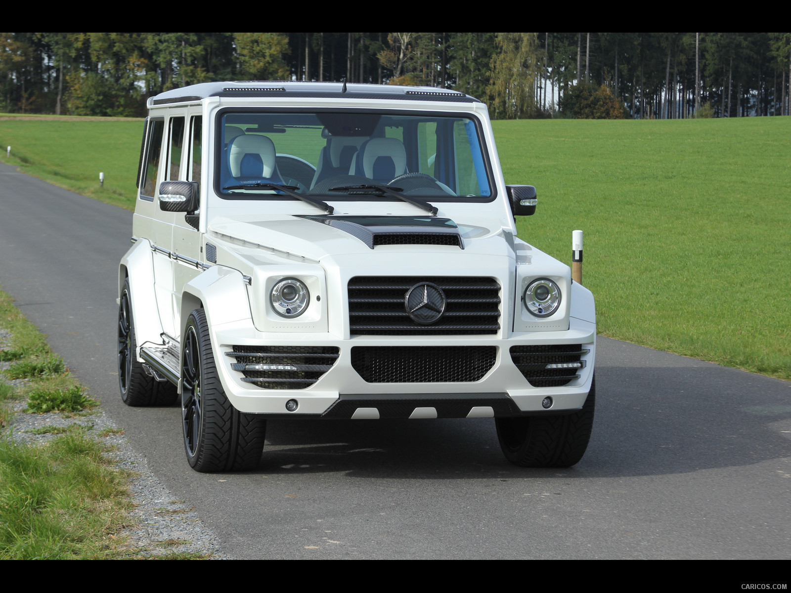 mansory mercedes g class picture 132368 mansory photo. Black Bedroom Furniture Sets. Home Design Ideas