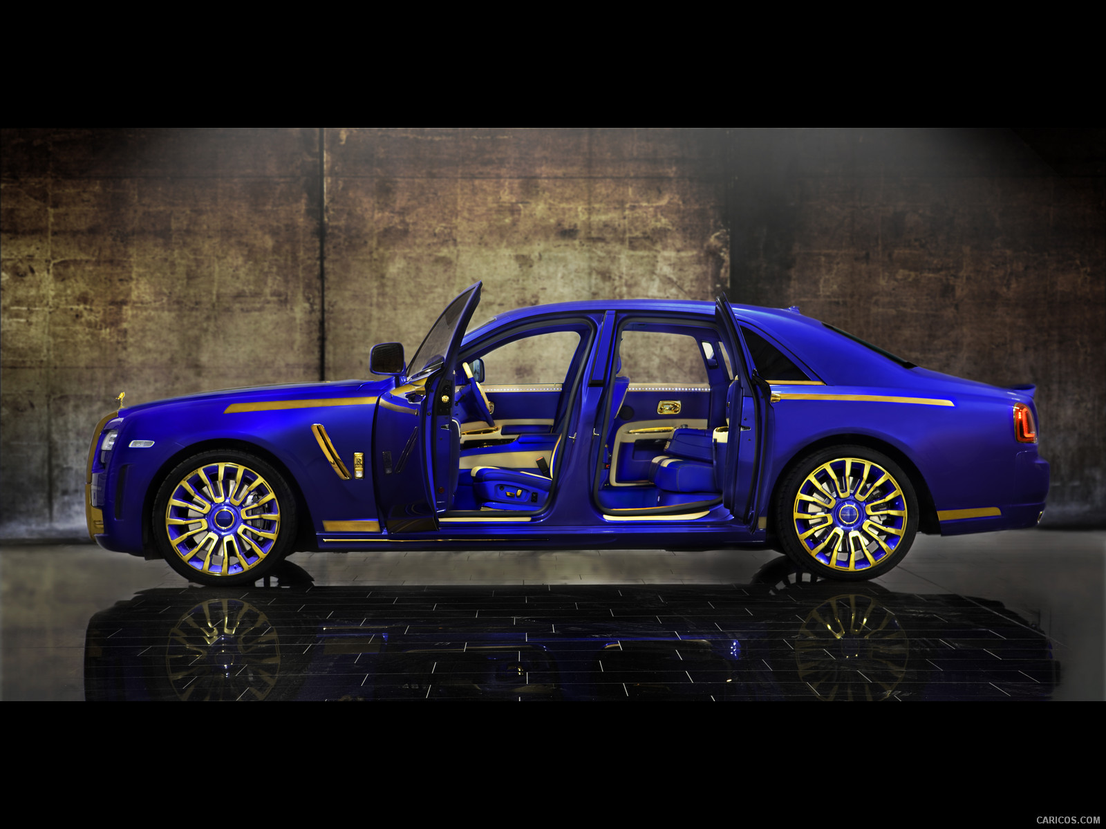 Mansory Rolls Royce Ghost Photos Photogallery With 26 Pics Carsbase Com