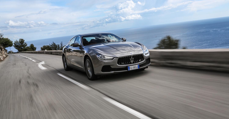 Maserati Ghibli photo 170048
