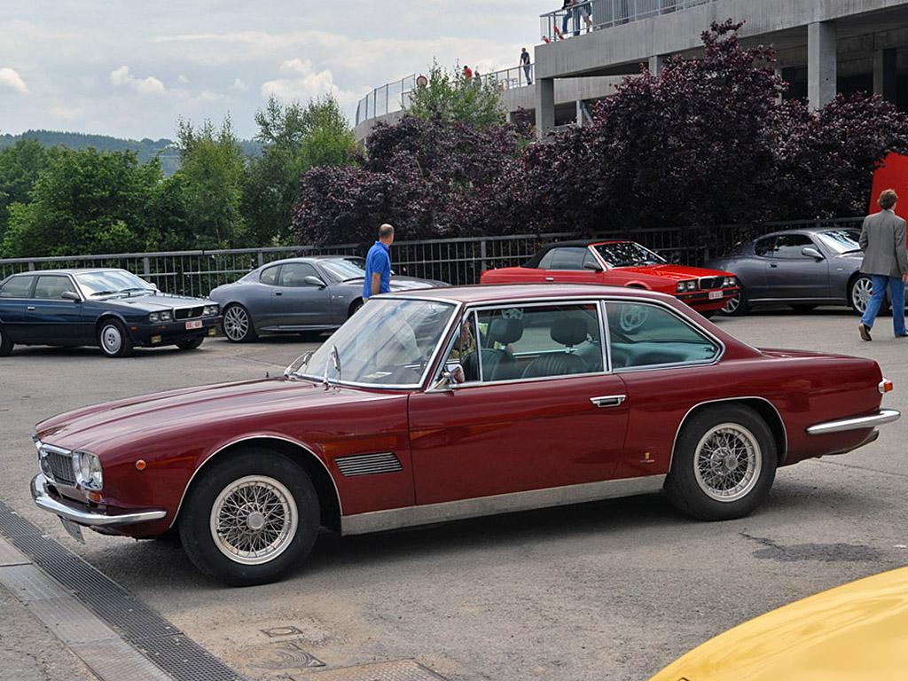 Maserati Mexico photo