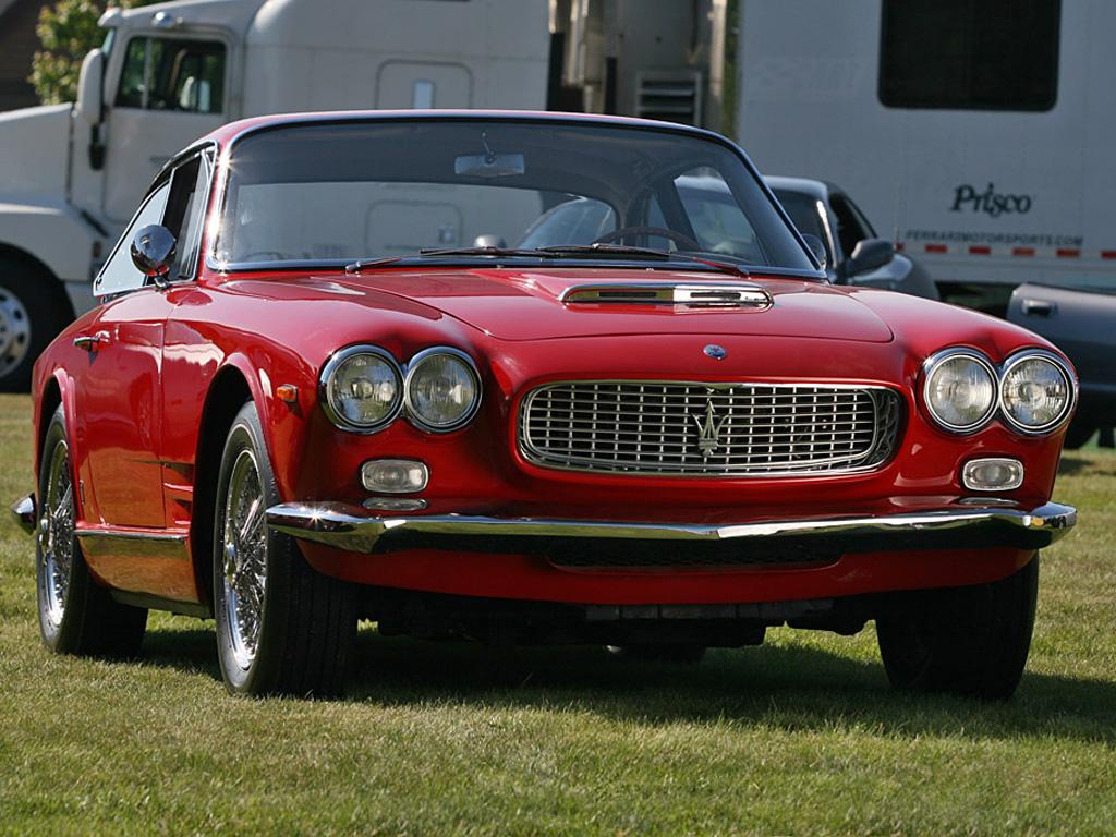 Maserati Sebring photo