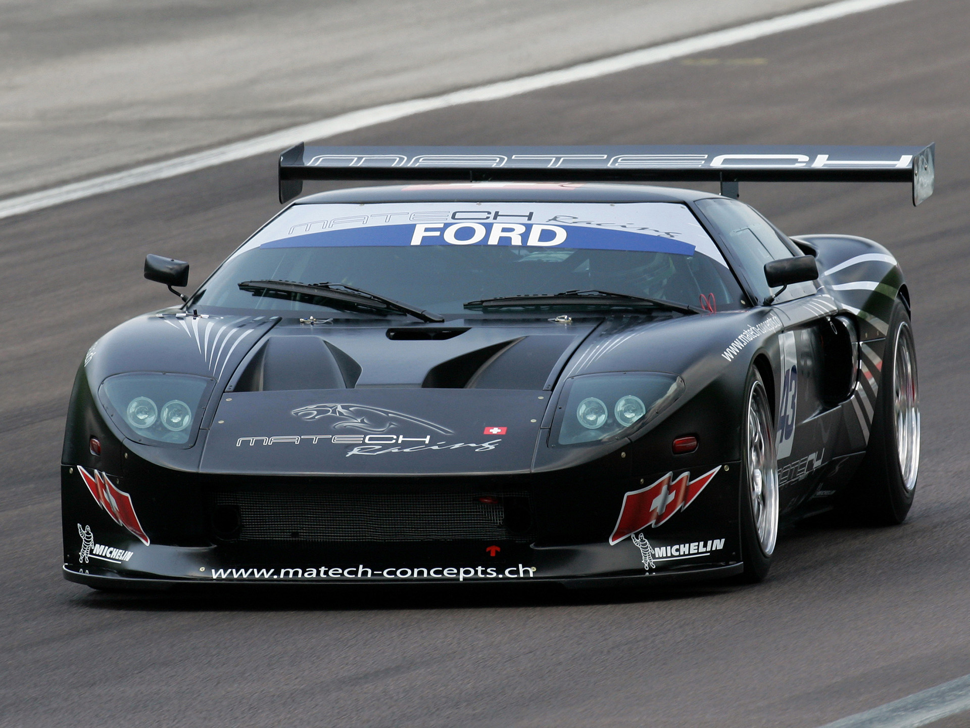 Matech Racing Ford Gt3 Photos Photogallery With 28 Pics