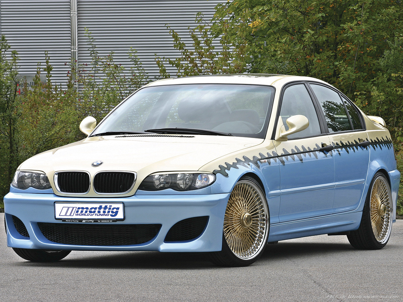 Mattig BMW Series E Photos PhotoGallery With Pics - Bmw 3 series e46