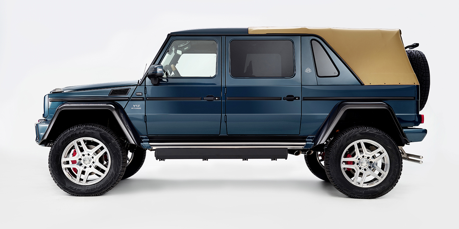 Maybach G 650 Landaulet photo 174365