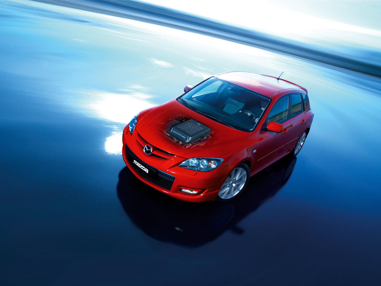 Mazda 3 MPS photo 32556