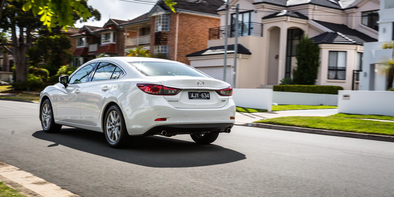 Mazda 6 Sedan photo 173067