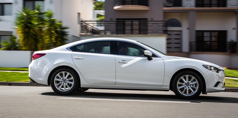 Mazda 6 Sedan photo 173070