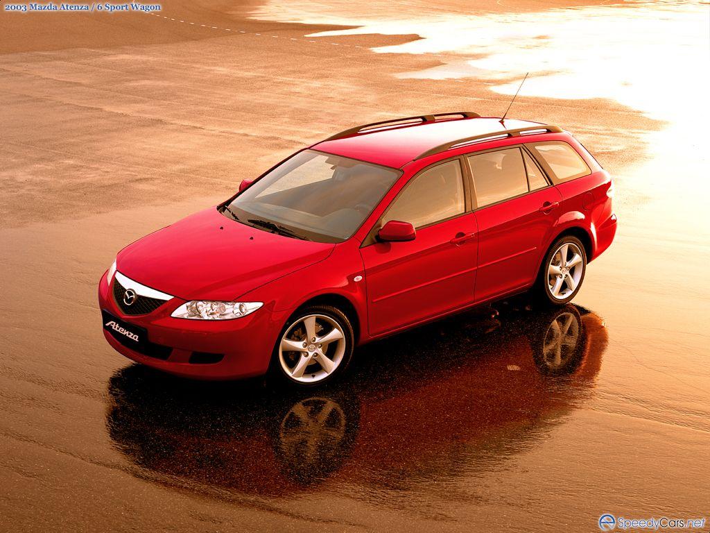 Mazda Atenza 2.3i 16V Sport Wagon …