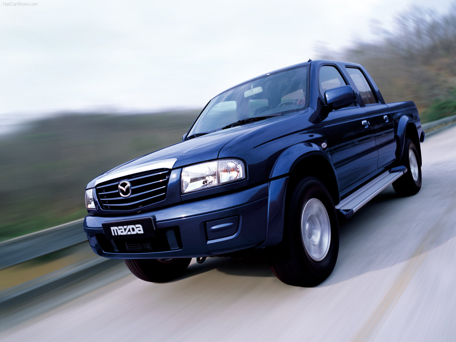 Mazda B2500 Photos Photogallery With 40 Pics Carsbase Com