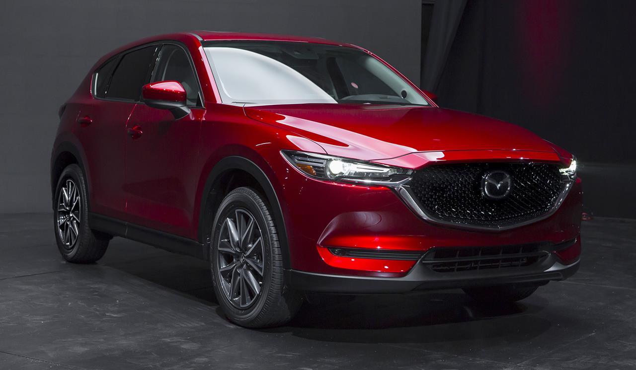 Mazda CX-5 photo 171571