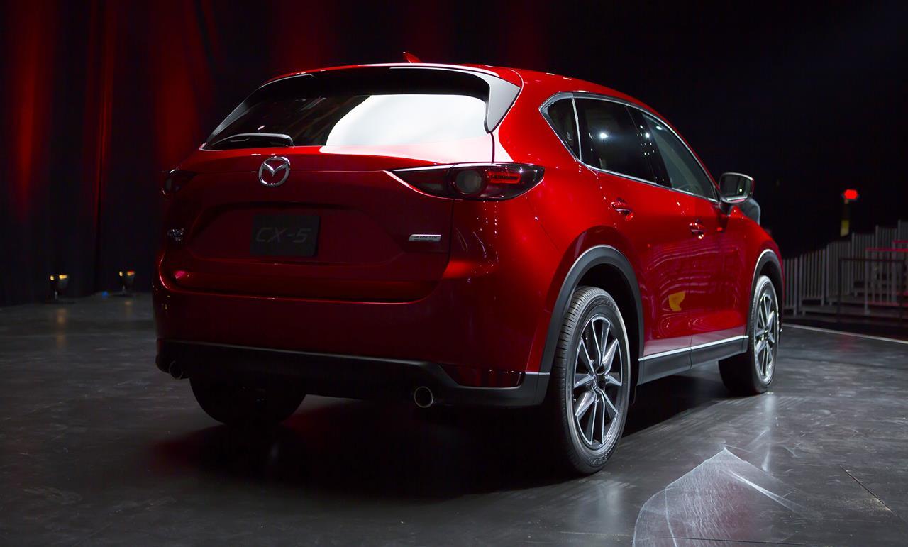 Mazda CX-5 photo 171576