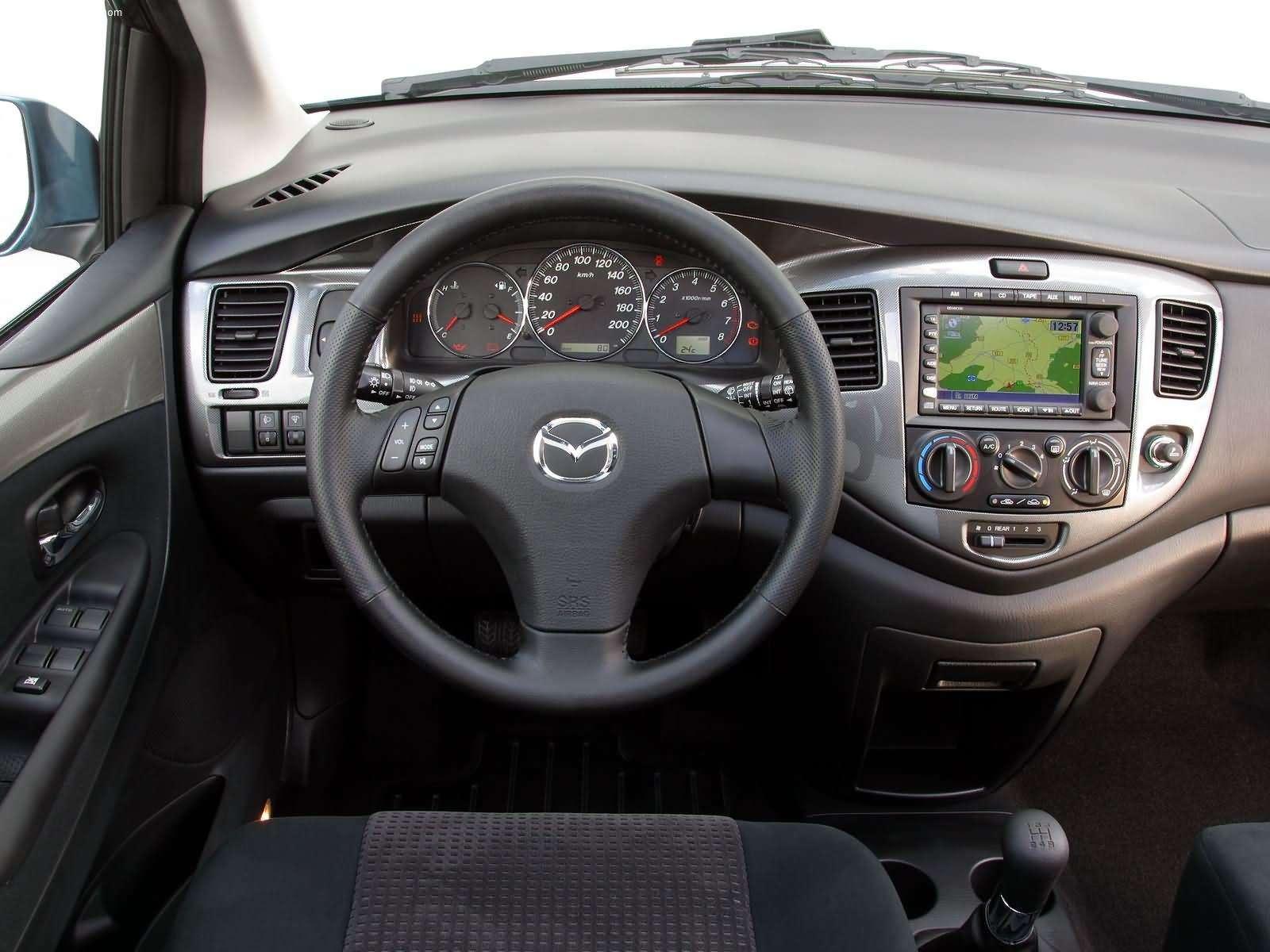 Mazda Mpv Picture 34678 Mazda Photo Gallery