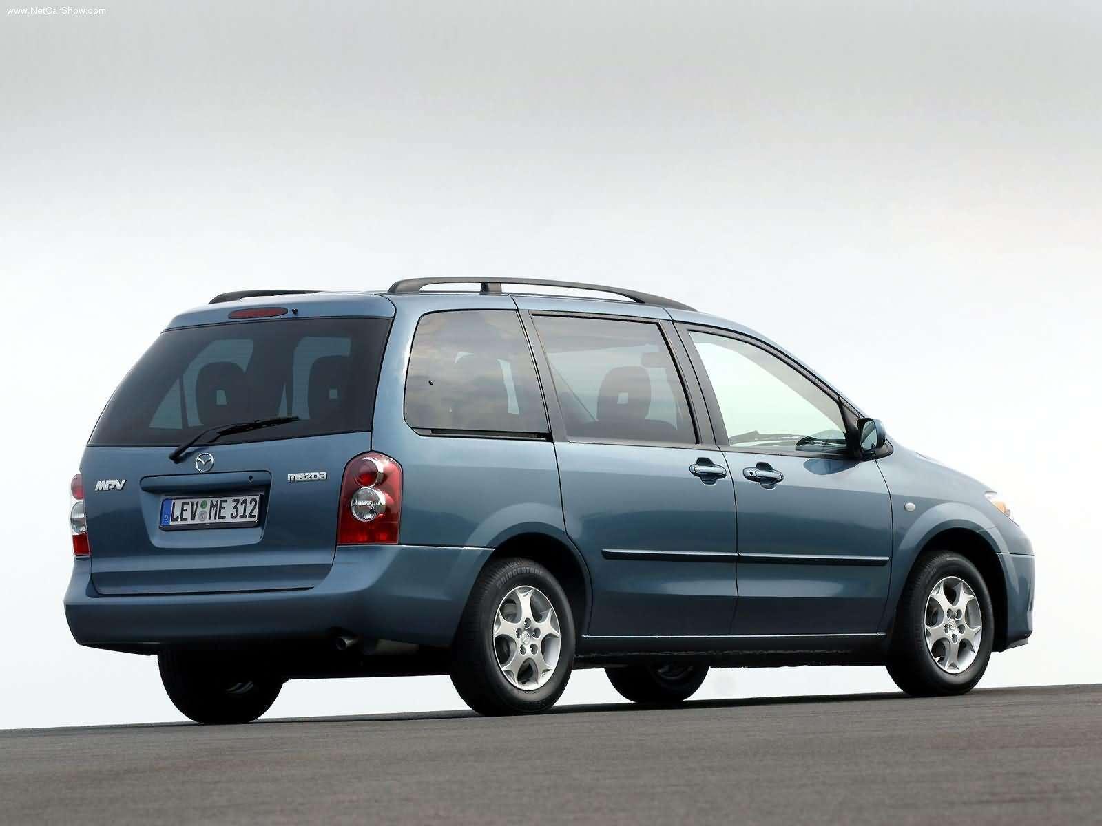 Mazda Mpv Photos Photogallery With 28 Pics Carsbase Com