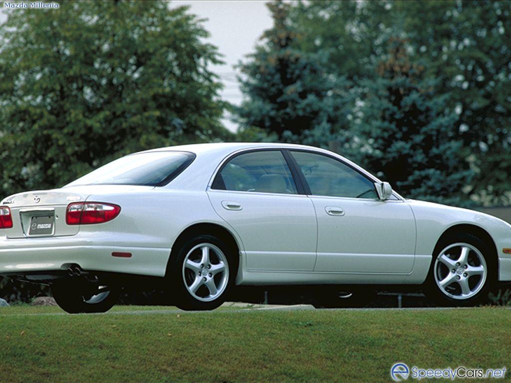 Mazda Millenia photos - PhotoGallery with 6 pics| CarsBase.com