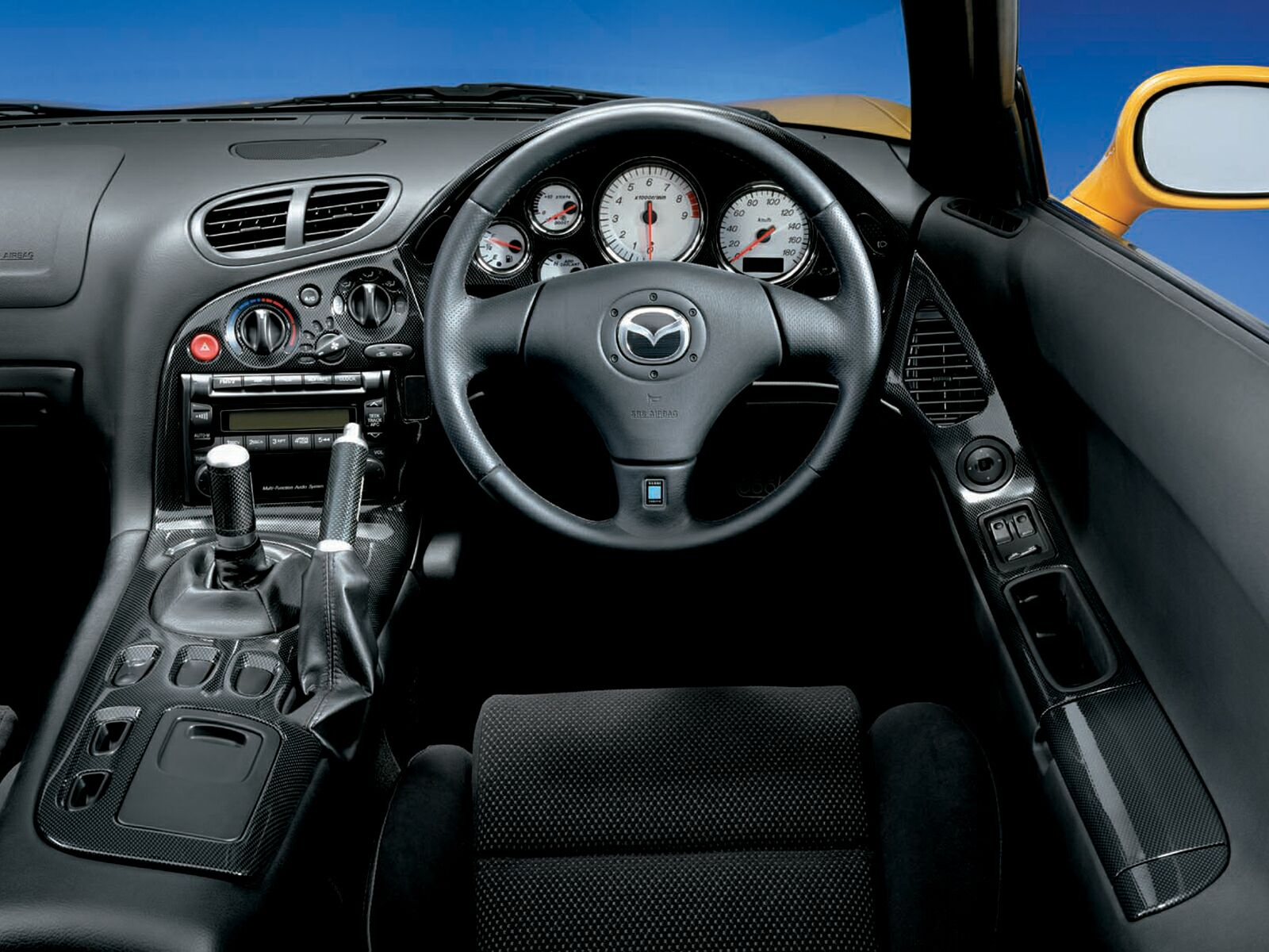 rx7 mazda and interiors on pinterest. Black Bedroom Furniture Sets. Home Design Ideas