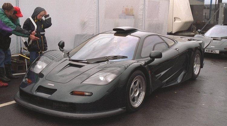 mclaren f1 gt longtail photos photogallery with 5 pics. Black Bedroom Furniture Sets. Home Design Ideas