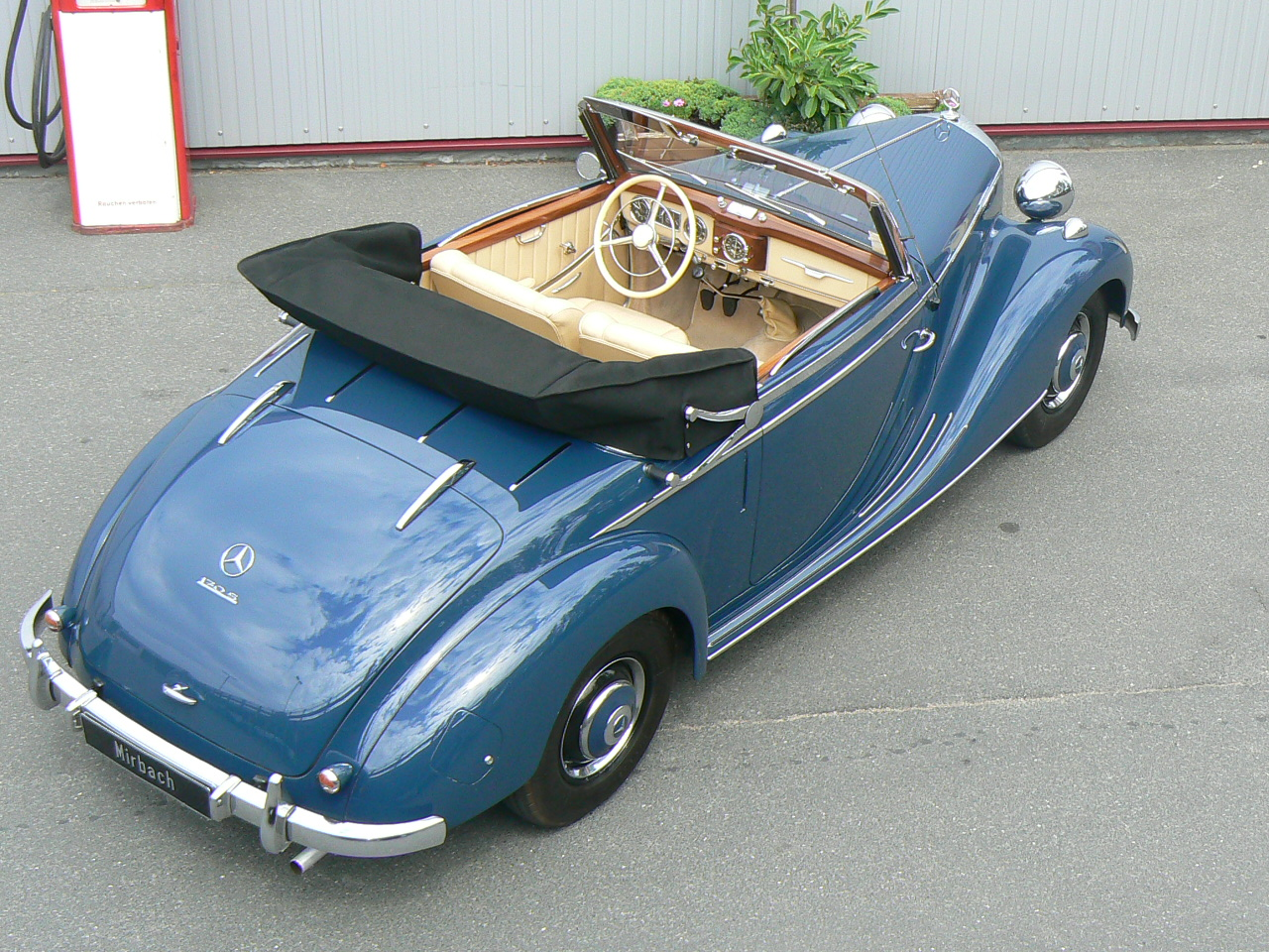 Mercedes Benz 170 S Cabriolet Photos Photogallery With 5