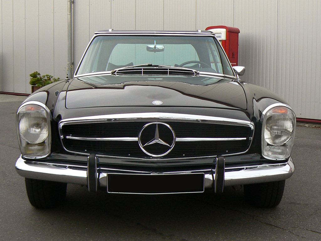 Mercedes benz 280 sl roadster photos photogallery with for Mercedes benz pics