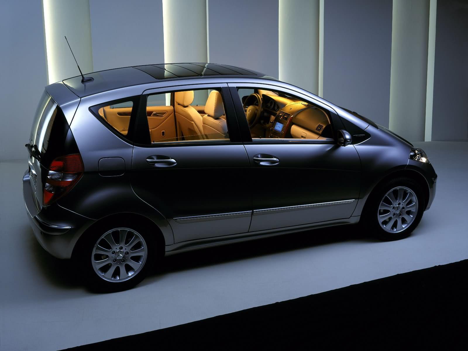 Mercedes benz a200 picture 11973 mercedes benz photo for Mercedes benz a200
