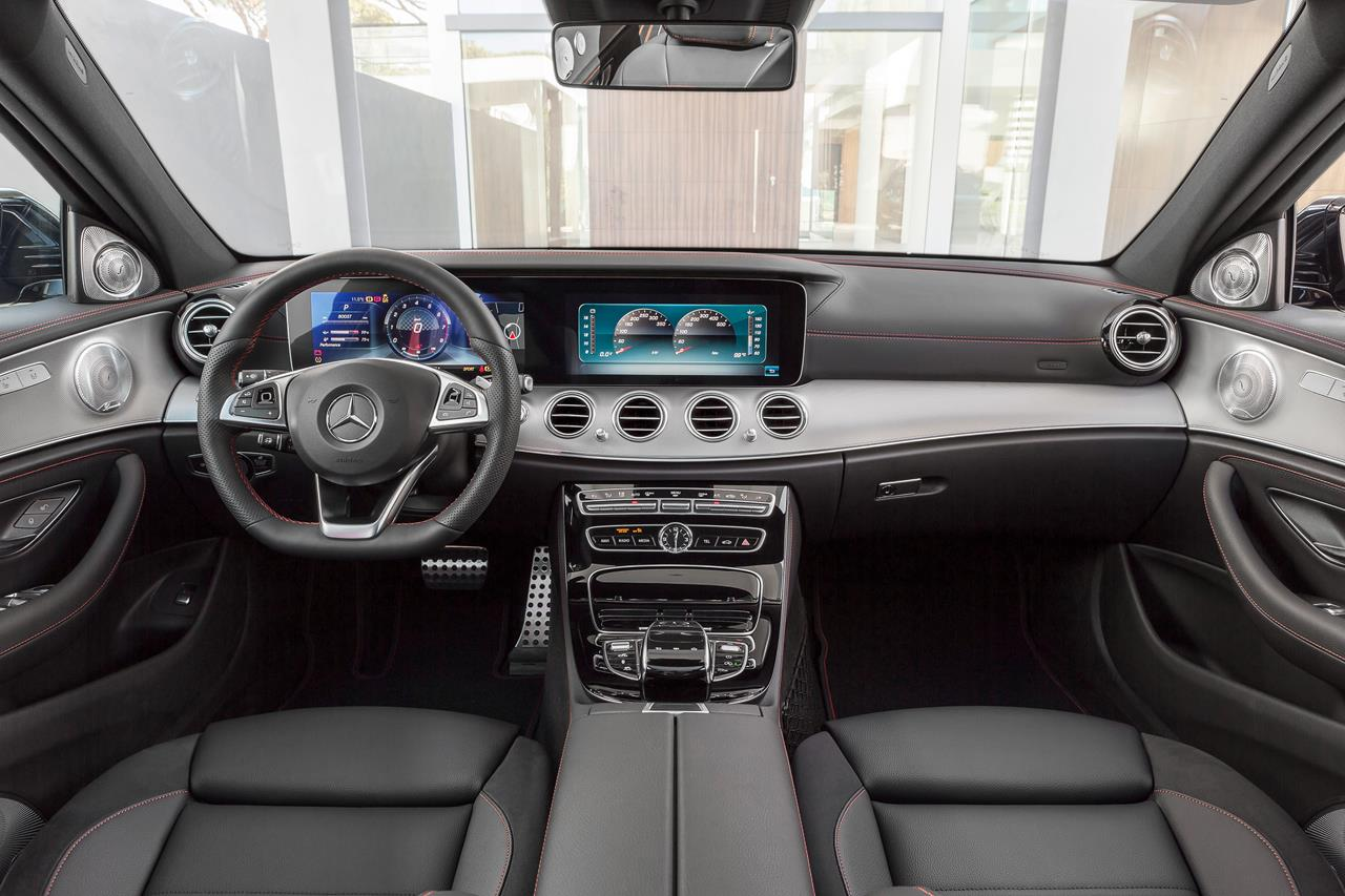 Mercedes-Benz AMG E43 photo 170053