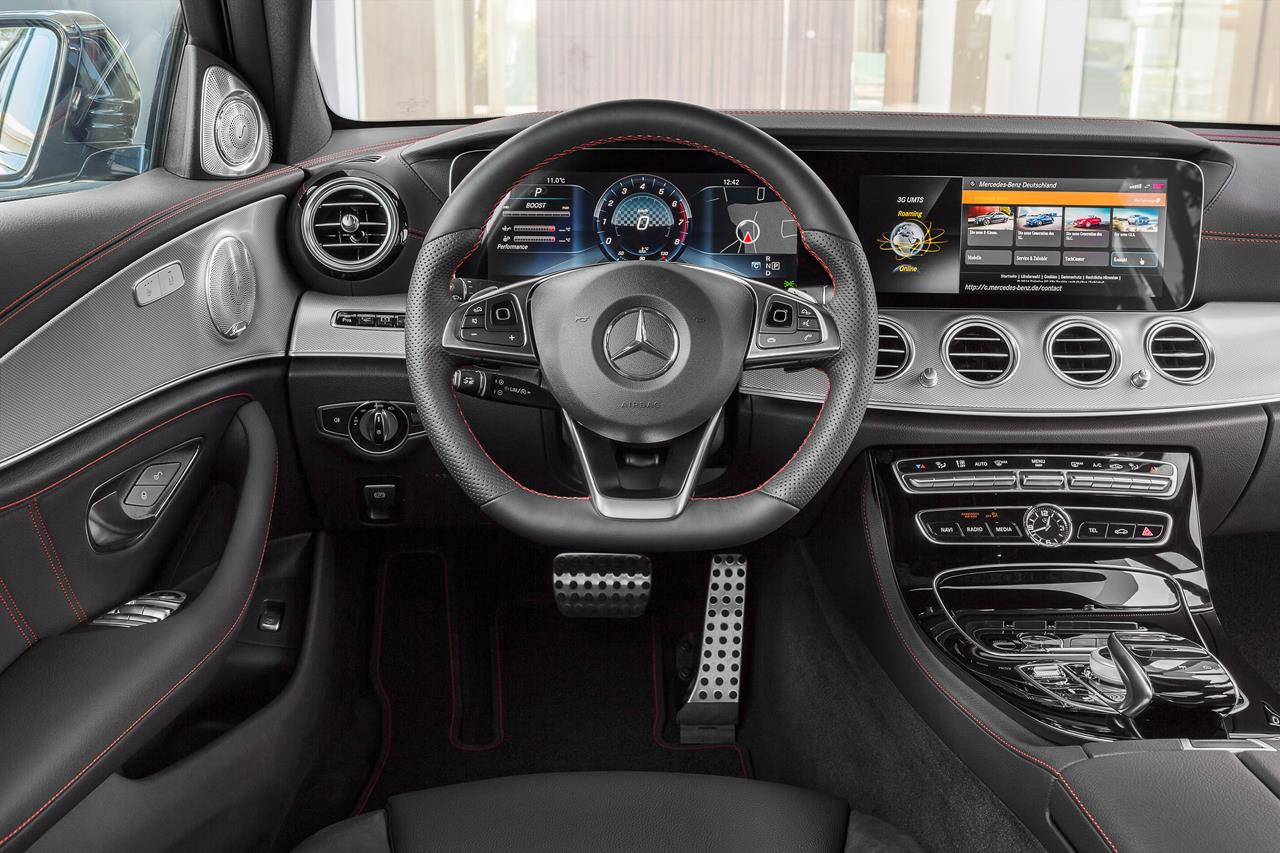 Mercedes-Benz AMG E43 photo 170054