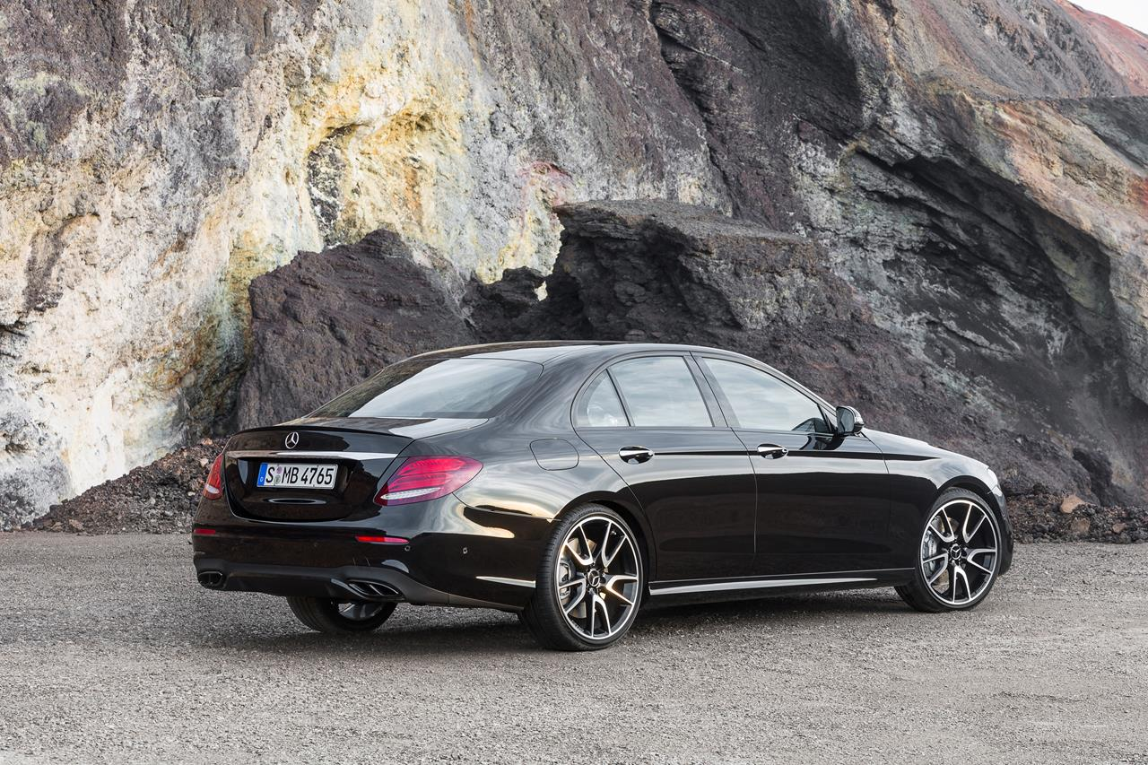 Mercedes-Benz AMG E43 photo 170056