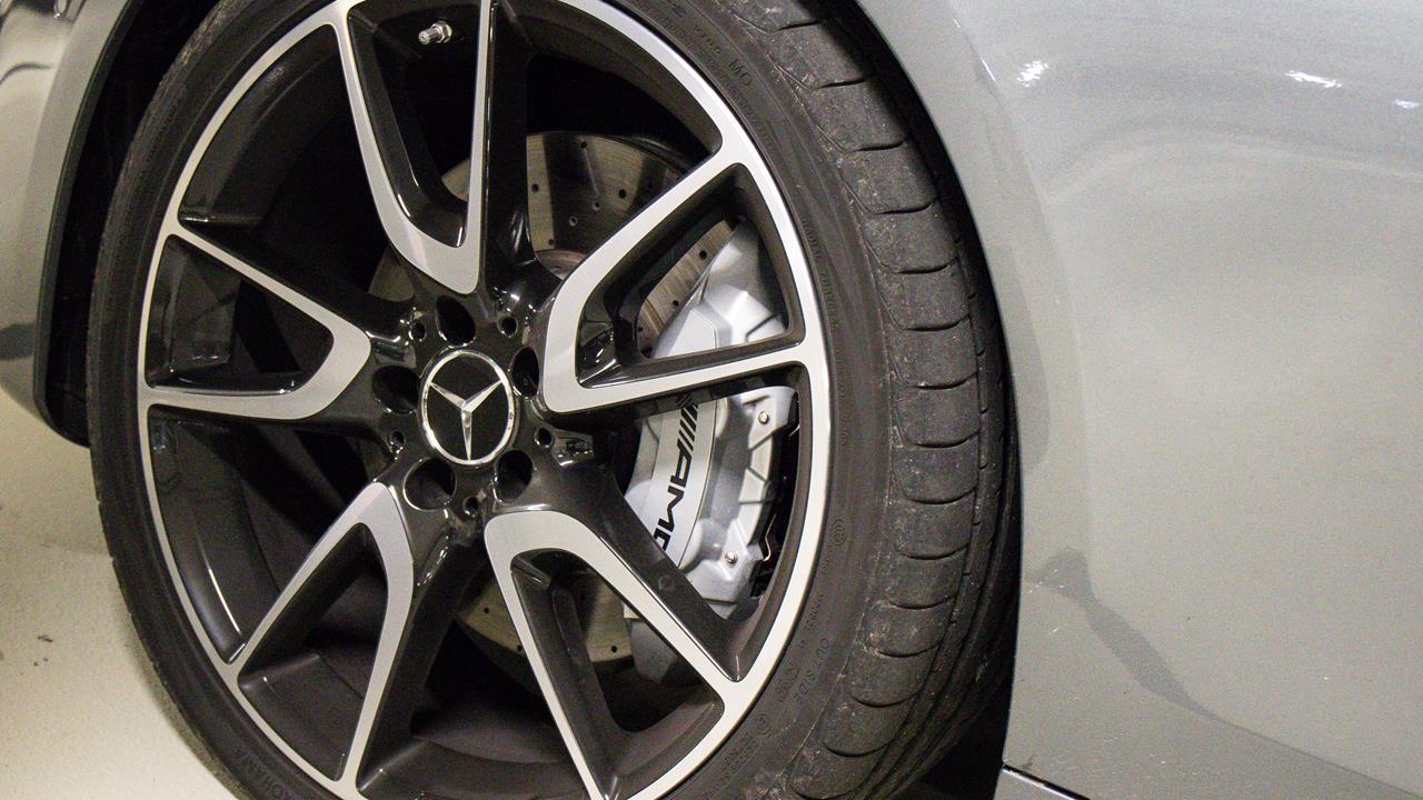 Mercedes-Benz AMG E43 photo 170059