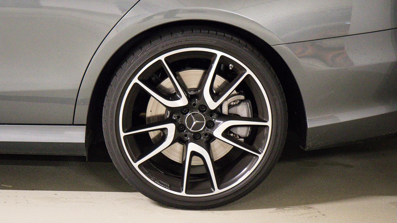 Mercedes-Benz AMG E43 photo 170060