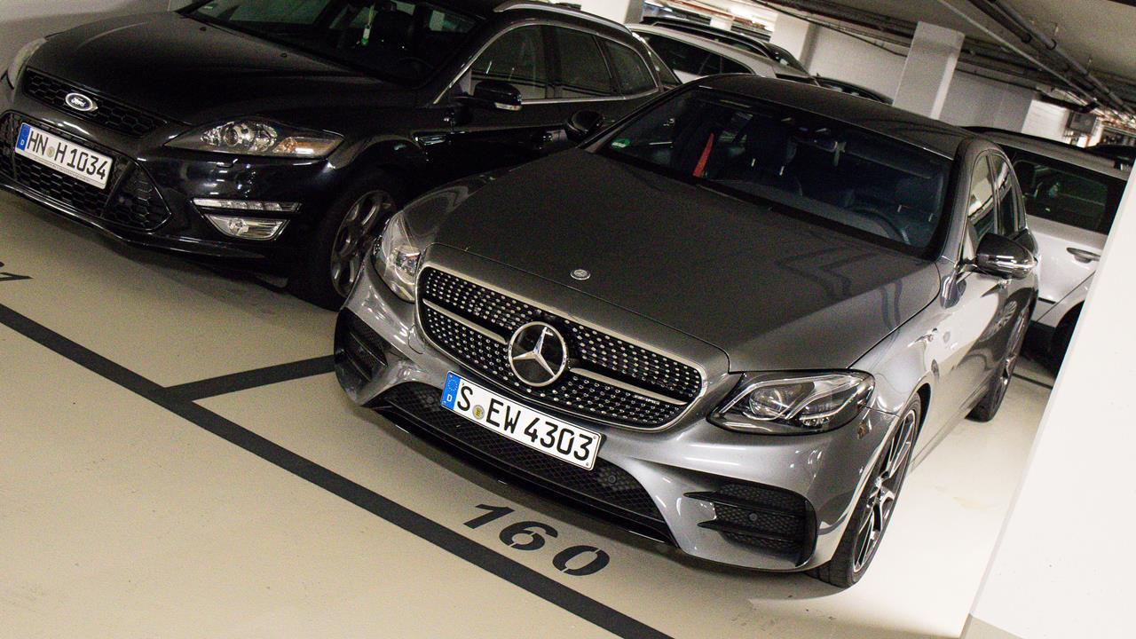 Mercedes-Benz AMG E43 photo 170061
