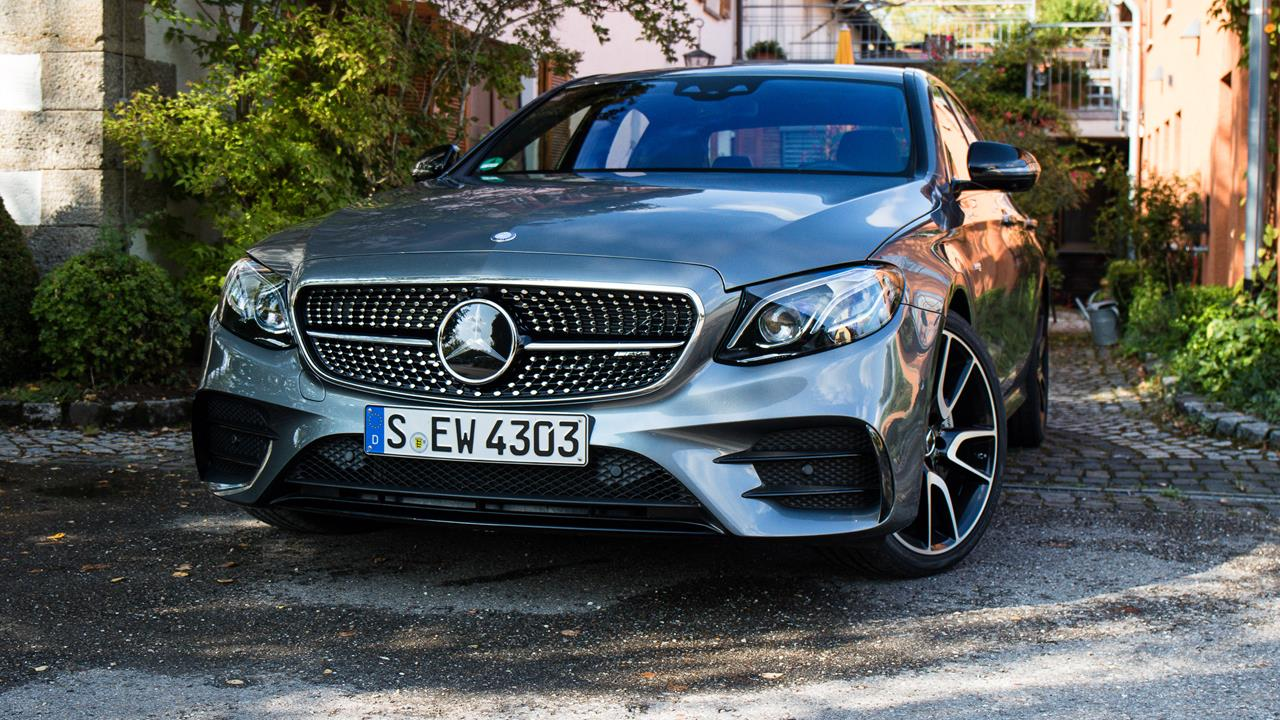 Mercedes-Benz AMG E43 photo 170066