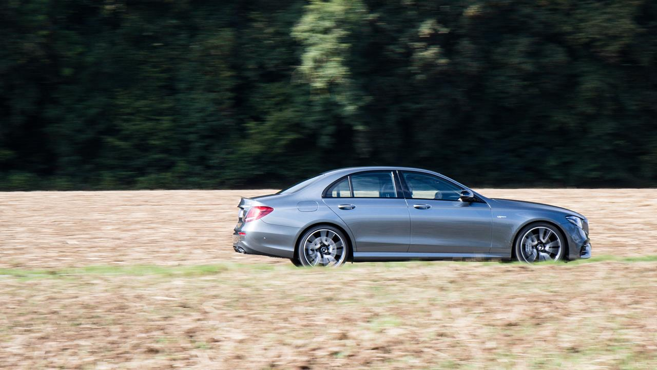 Mercedes-Benz AMG E43 photo 170071