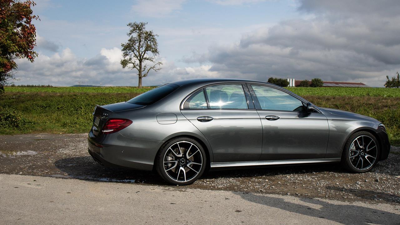 Mercedes-Benz AMG E43 photo 170077