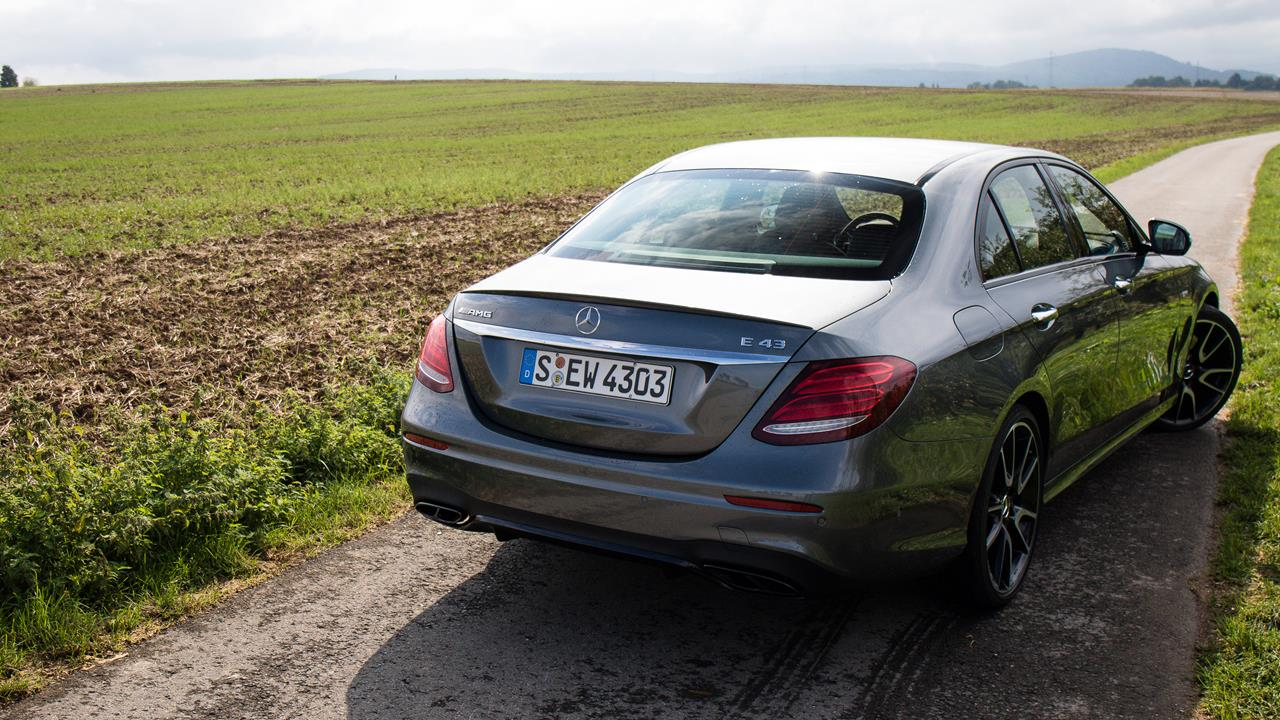 Mercedes-Benz AMG E43 photo 170078