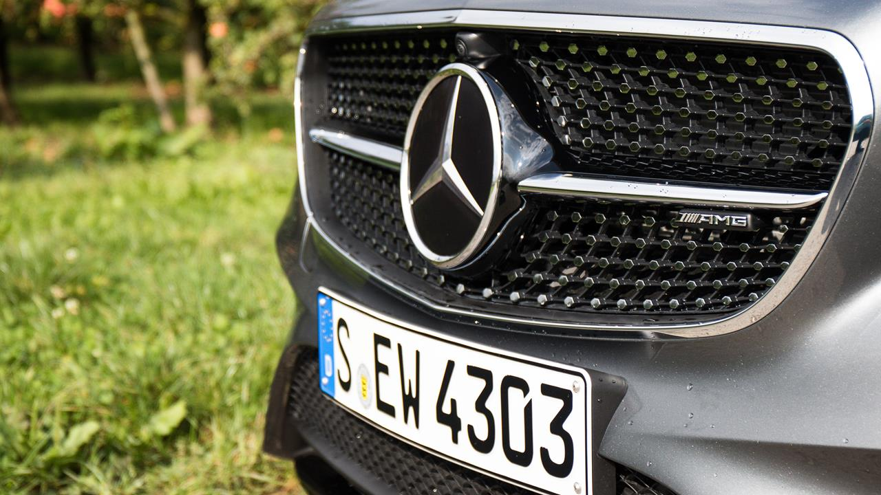 Mercedes-Benz AMG E43 photo 170082