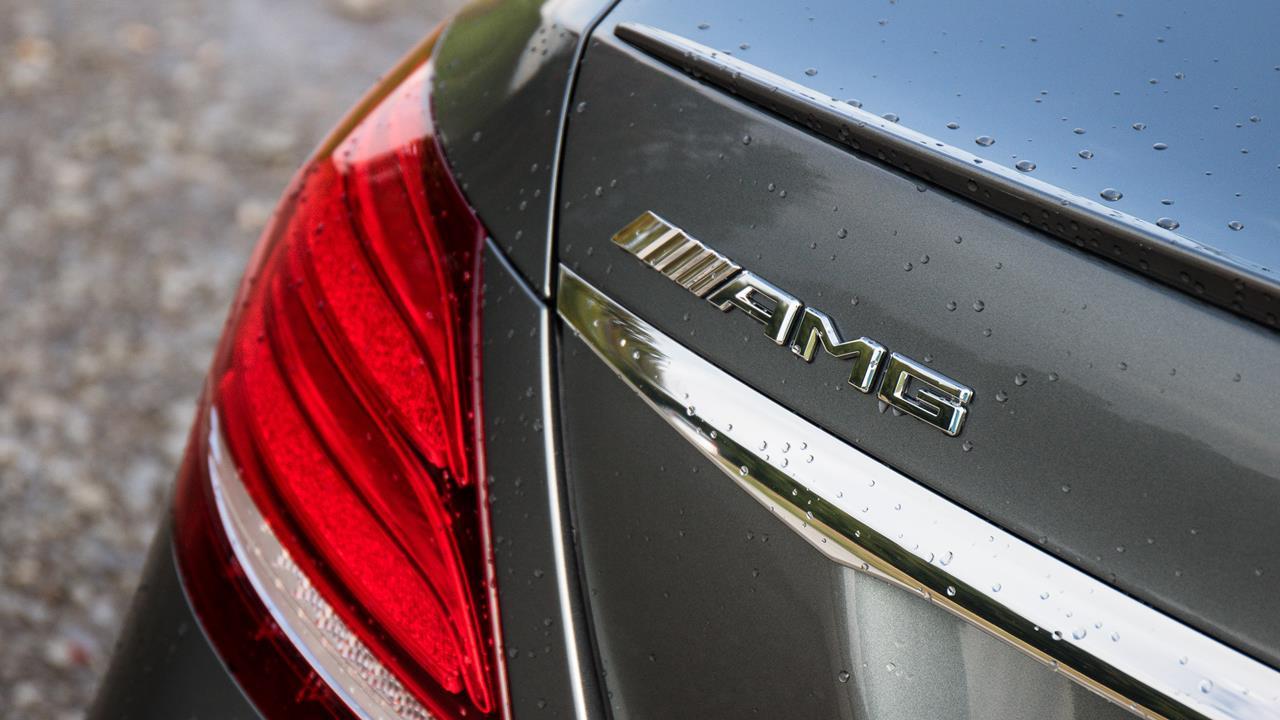 Mercedes-Benz AMG E43 photo 170086