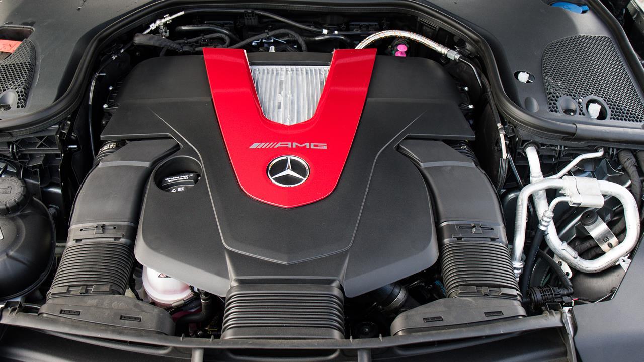 Mercedes-Benz AMG E43 photo 170088
